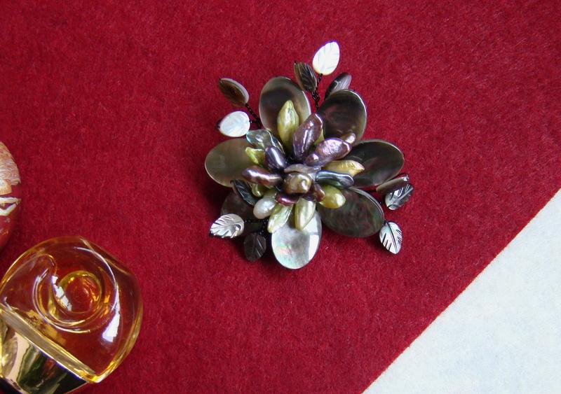 """""""Flori de piatră-Bijoux"""" albumul II-bijuterii artizanale marca Didina Sava - Pagina 12 Colie127"""