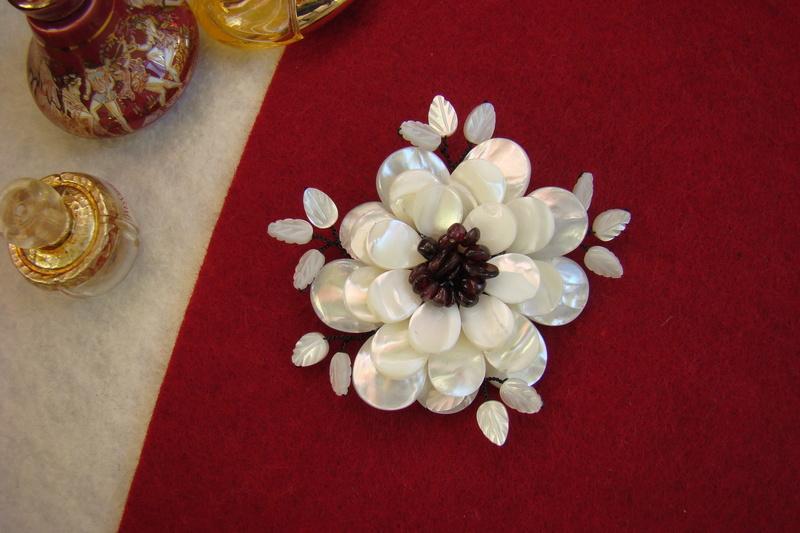 """""""Flori de piatră-Bijoux"""" albumul II-bijuterii artizanale marca Didina Sava - Pagina 12 Colie147"""