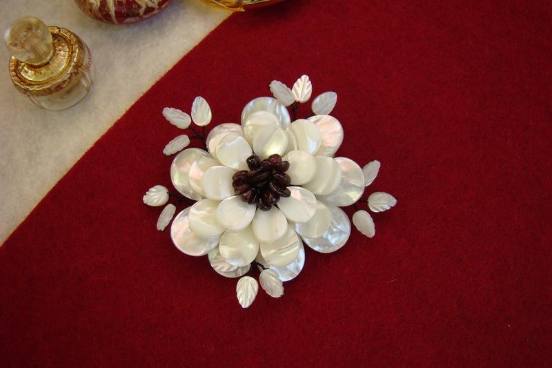 """""""Flori de piatră-Bijoux"""" albumul II-bijuterii artizanale marca Didina Sava - Pagina 12 Colie148"""