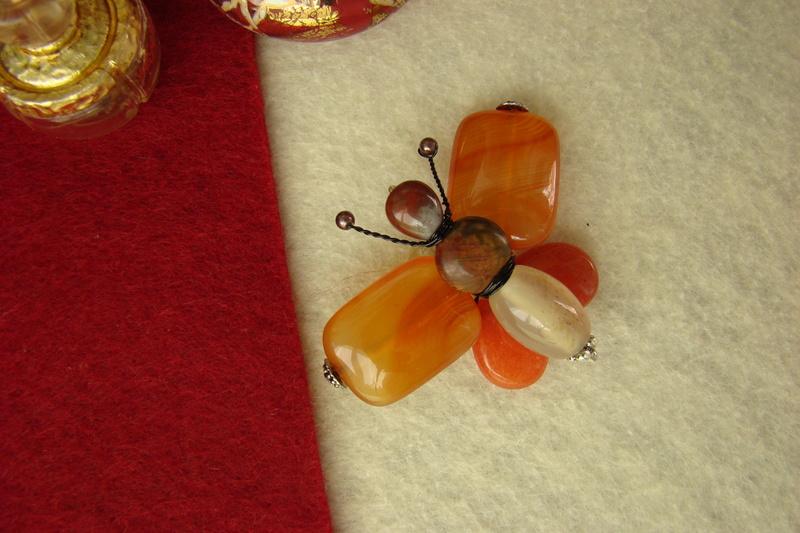 """""""Flori de piatră-Bijoux"""" albumul II-bijuterii artizanale marca Didina Sava - Pagina 10 Colie172"""