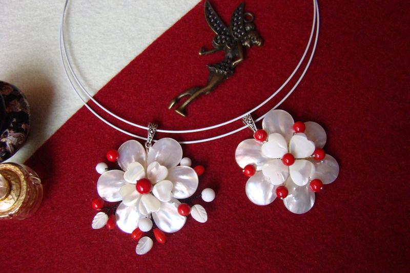 """""""Flori de piatră-Bijoux"""" albumul I-bijuterii artizanale marca Didina Sava Colier19"""