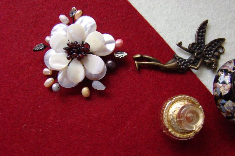 """""""Flori de piatră-Bijoux"""" albumul II-bijuterii artizanale marca Didina Sava - Pagina 15 Colier81"""