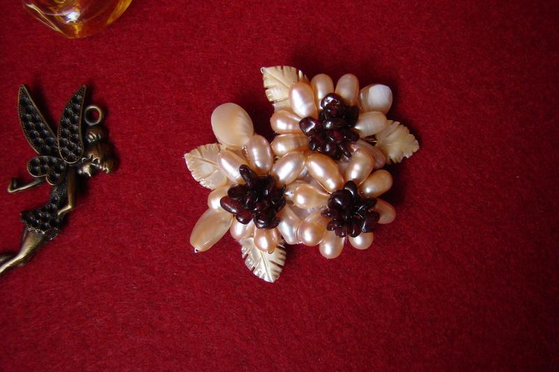 """""""Flori de piatră-Bijoux"""" albumul II-bijuterii artizanale marca Didina Sava - Pagina 15 Colier86"""