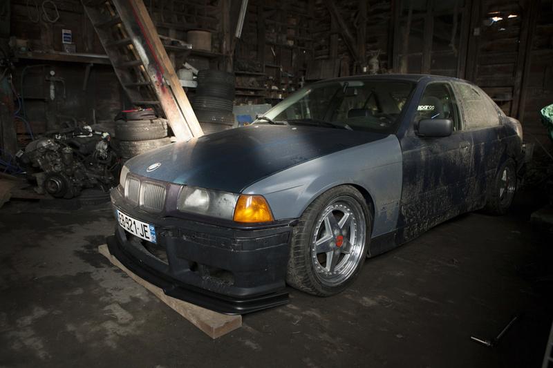 BMW E36 320i pour faire du Grift - Page 6 13510