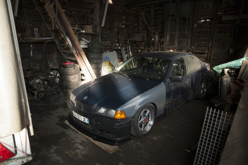BMW E36 320i pour faire du Grift - Page 6 13610