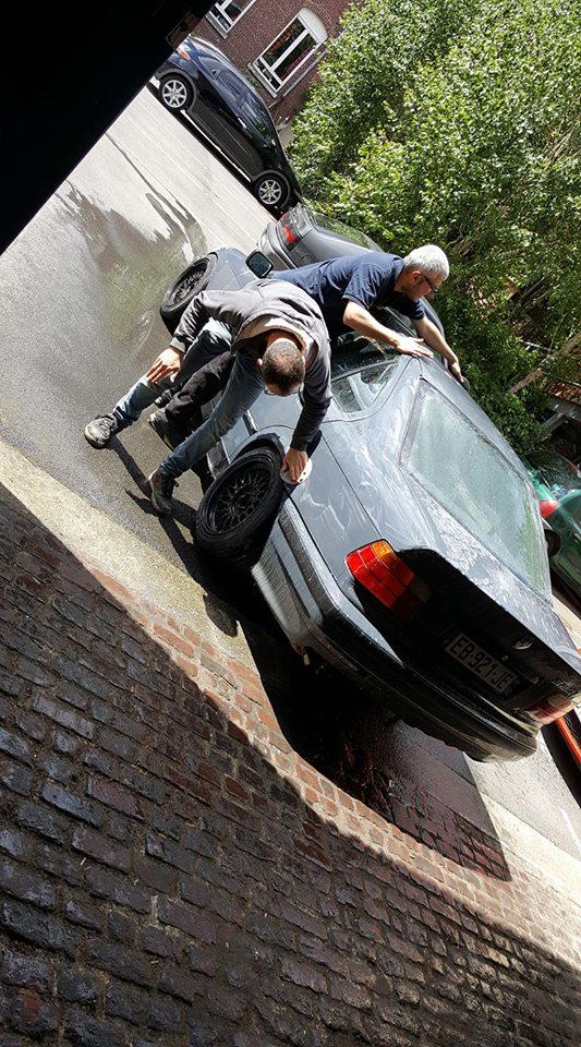 BMW E36 320i pour faire du Grift - Page 7 23510