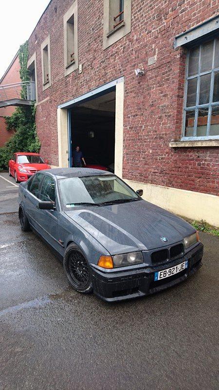 BMW E36 320i pour faire du Grift - Page 7 23710