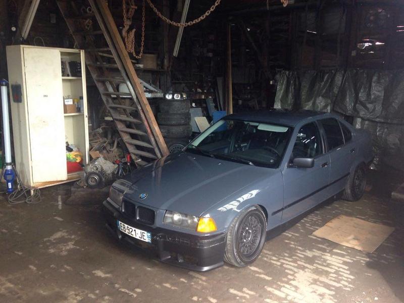 BMW E36 320i pour faire du Grift - Page 7 23810