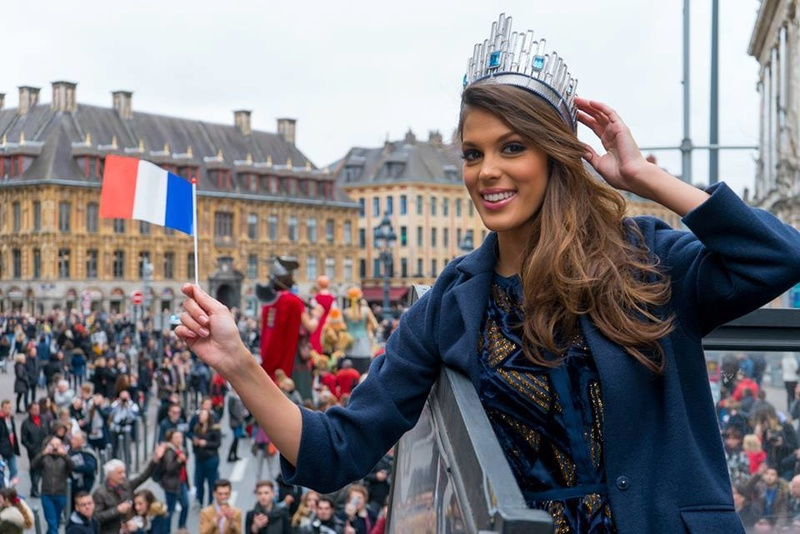 Iris Mittenaere - MISS UNIVERSE 2016 - Official Thread  - Page 2 17361710