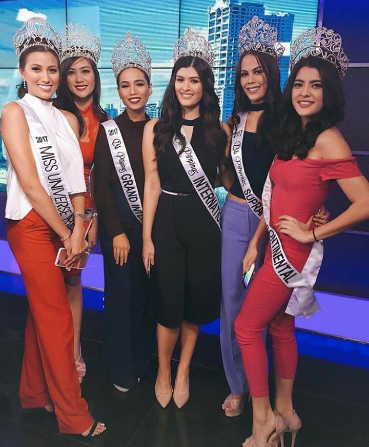 MISS UNIVERSE PHILIPPINES 2017: Rachel Louise Peters (Top 10) - Page 2 18275010