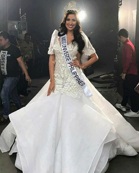 MISS UNIVERSE PHILIPPINES 2017: Rachel Louise Peters (Top 10) - Page 2 18342210