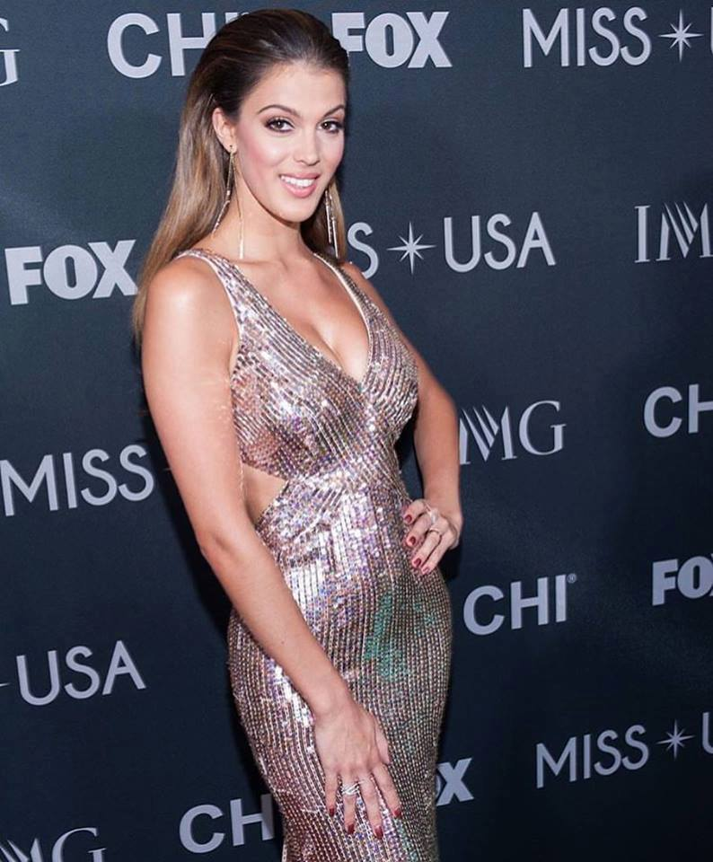 Iris Mittenaere - MISS UNIVERSE 2016 - Official Thread  - Page 2 18447211