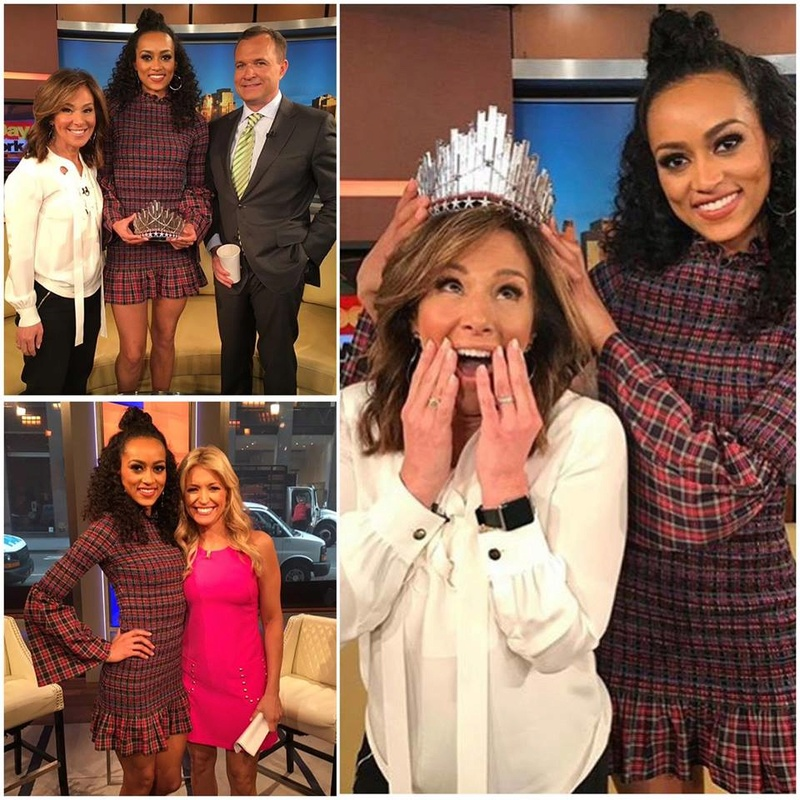 MISS USA 2017: Kara McCullough From DISTRICT OF COLUMBIA - Page 2 18581511