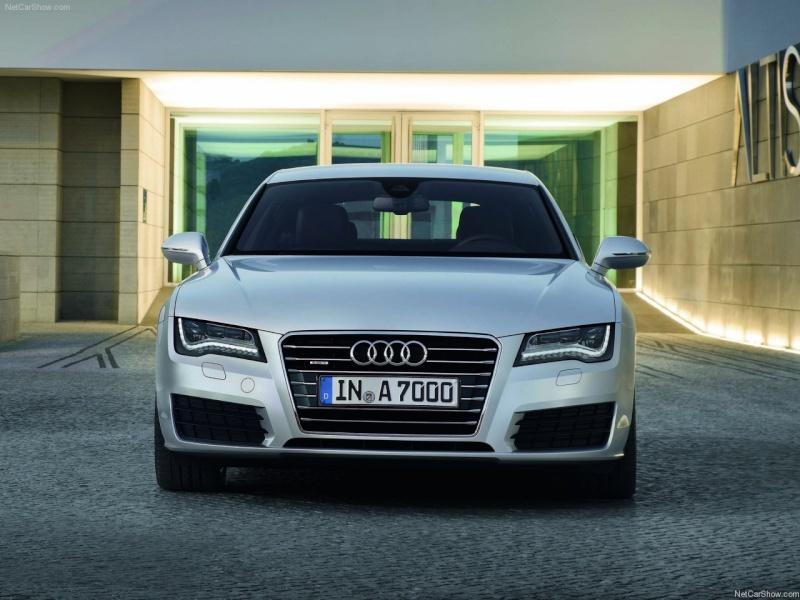 2014 - [Audi] A7 & S7 Sportback Restylée - Page 3 Audi-a11