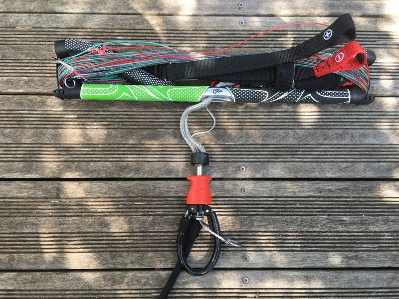 ( vendue )barre FS INFINITY 3.0 AIRSTYLE PP BAR Img_2718