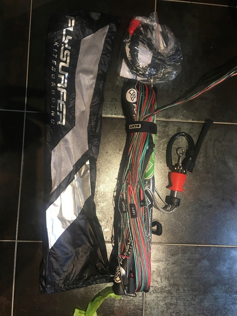( vendue )barre FS INFINITY 3.0 AIRSTYLE PP BAR Img_2810
