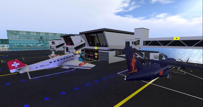 ATR 72 Regional Airliner Snapsh14