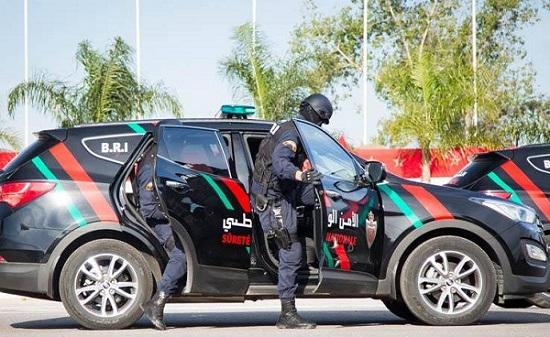 فرقة الأبحاث والتدخل بالأمن الوطني Brigades de recherche et d'intervention (B.R.I.) 41810