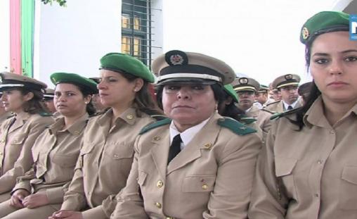 مركز تكوين أطر المصالح الاجتماعية للقوات المسلحة الملكية للإناث Ikikik10
