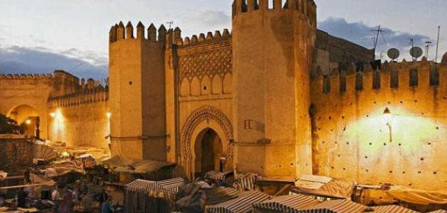 مدينة فاس ثالث أكبر مدن المملكة المغربية  Oao_i10