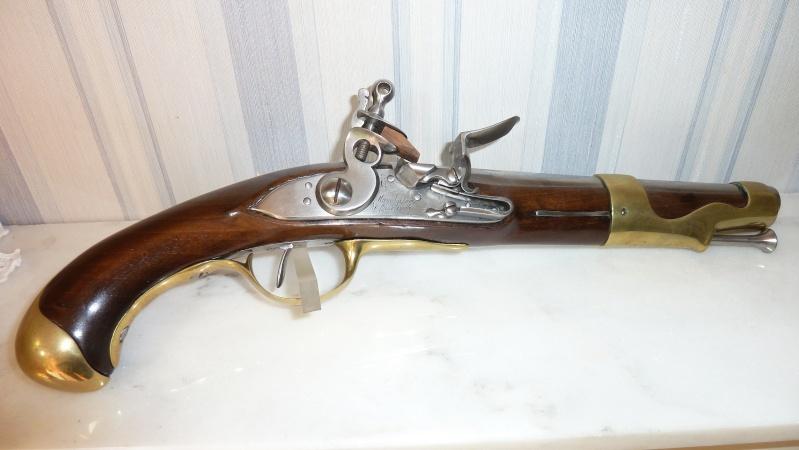 pistolet à silex de la République batave ??? 00112114