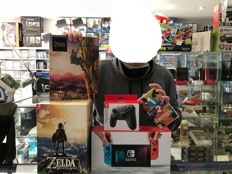 Nintendo annonce la NX, heu... la SWITCH ! - Page 5 Achete10