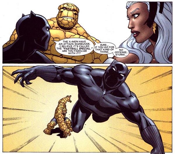 Premium Collectibles : Black Panther - Page 7 Bengri10