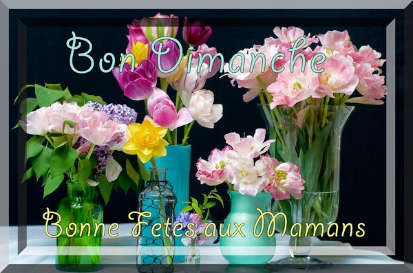 Bonne fête à toutes les mamans. A8644410