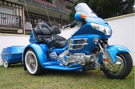 Occasion Side Car Pour Road King