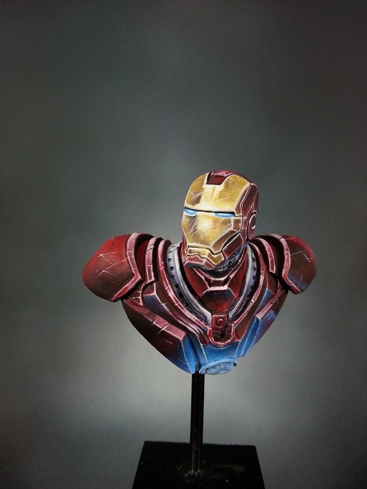 Daitarn 3 sword  version. Iron10