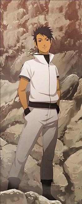 Izaya Mishima Naruto11