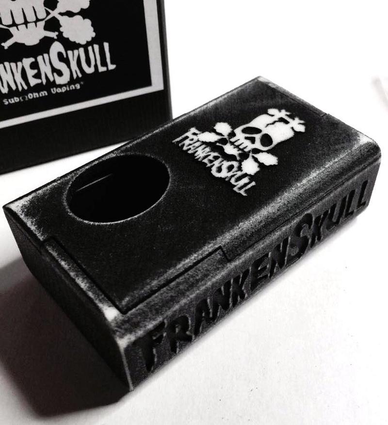 FrankenSkull : le mod méca réalisé en imprimante 3D qui fait fureur Franke12