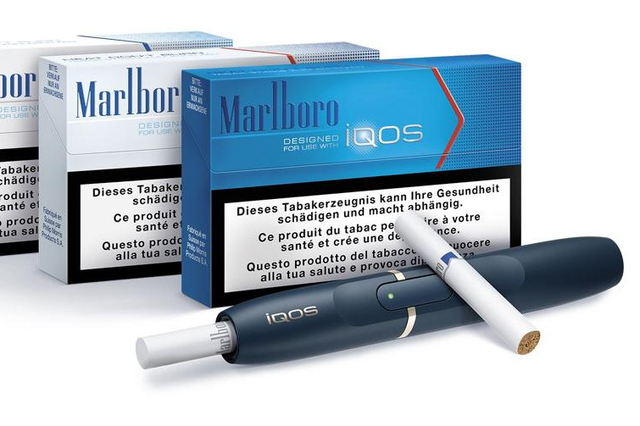 Philip Morris sort l'iQos en France Iqos10