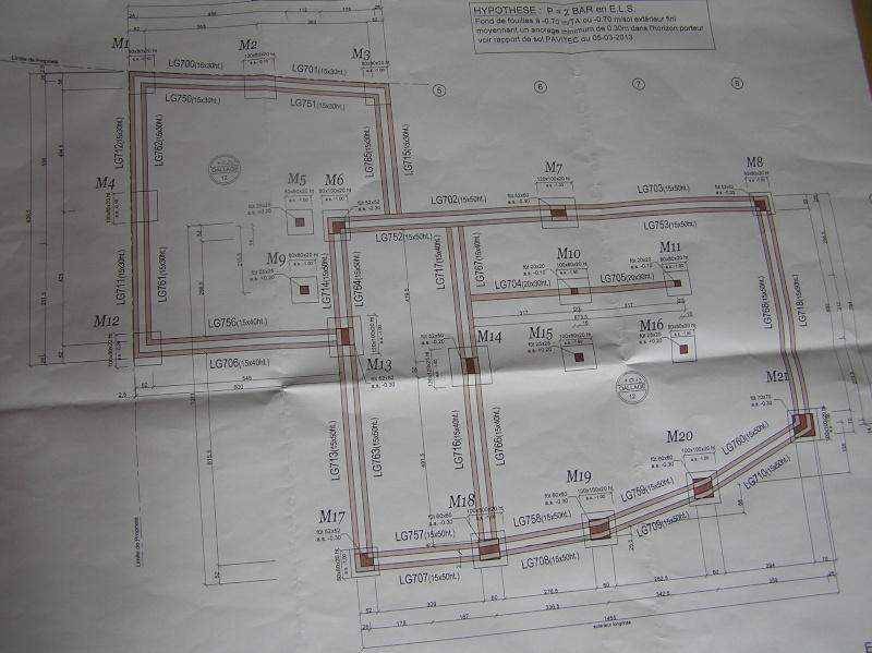 fondation: nouvelle étude P5080010