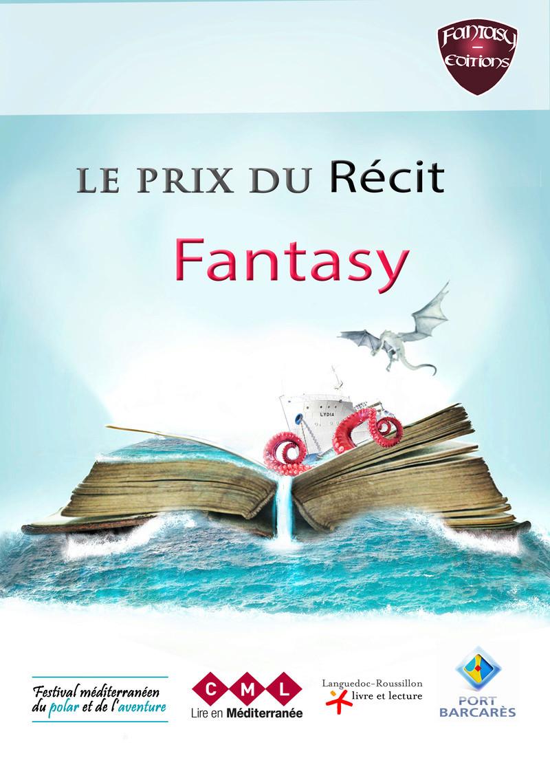 Le Prix du récit fantasy du Festival méditerranéen du polar et de l'aventure Salon_10