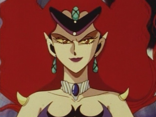 Queen Beryl (Sailor Moon) Tumblr10