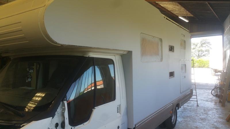 [MK6] renovation extérieure 20170617