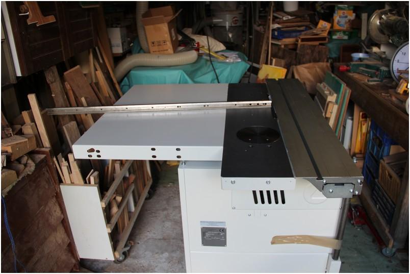 Installation de la Minimax SC1 G. Img_7213