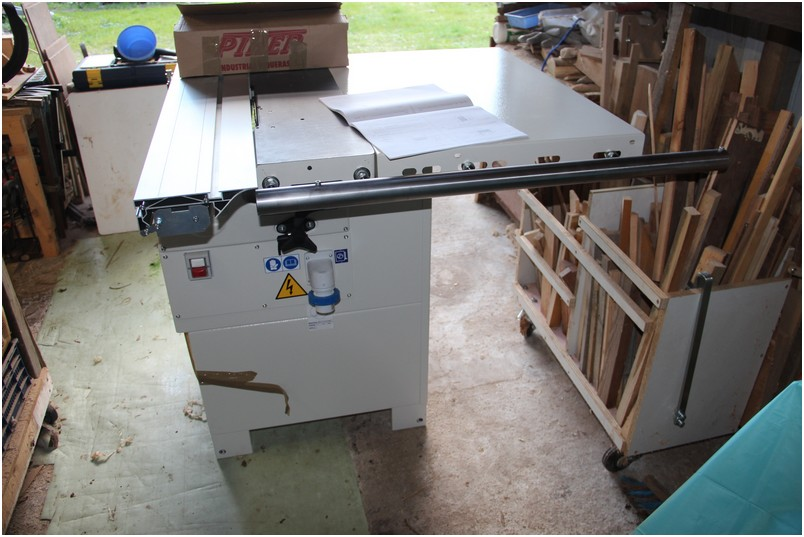 Installation de la Minimax SC1 G. Img_7215