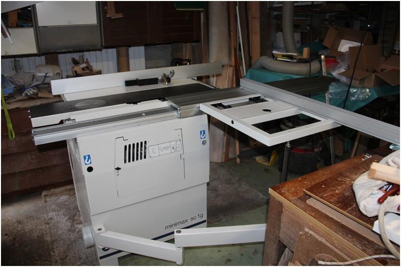 Installation de la Minimax SC1 G. Img_7217
