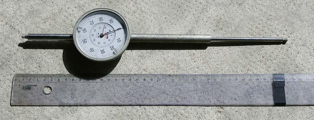 Comparateur 100 mm Comp_110
