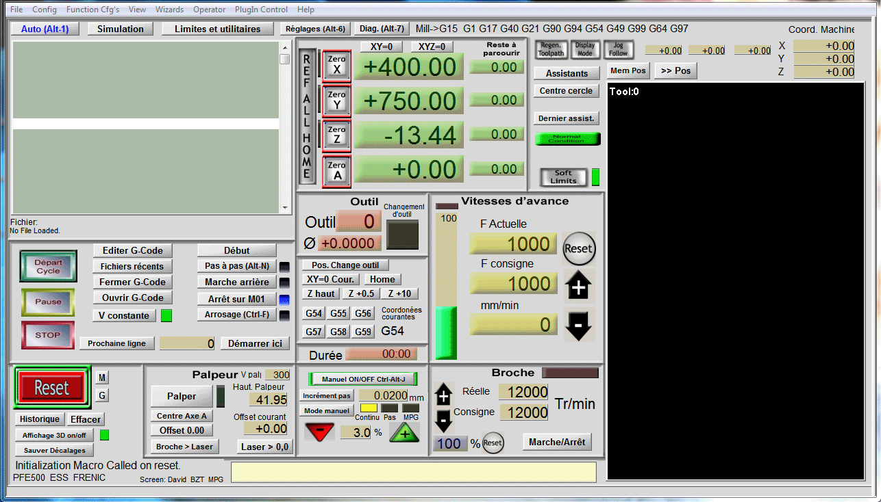 BZT 1000 PX Installation et mise en route... - Page 10 Mach3_10