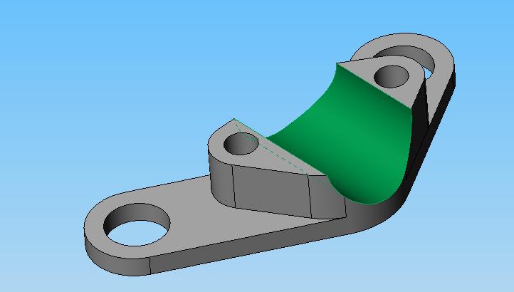 [CamBam] Usinage mixte 2D/3D Pr1910