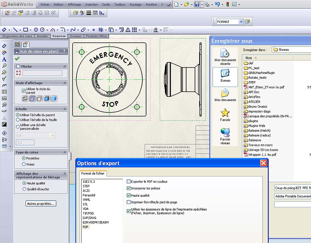 PDF vectoriel  Sw2pdf12