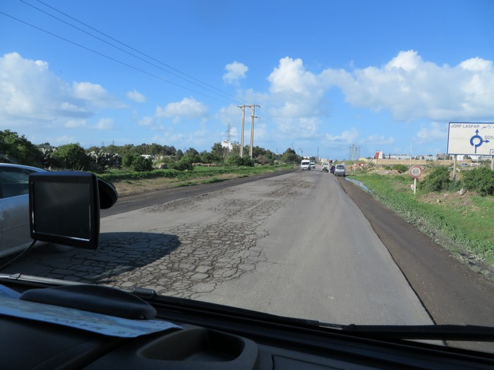 Route casablanca El Jadida Oualidia Img_0010
