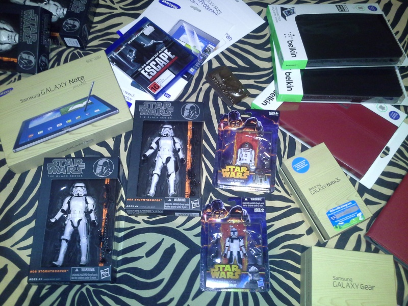 Collection n°195 : Force Sith's Collectible 20140120