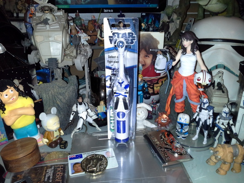 Collection n°195 : Force Sith's Collectible 20140521