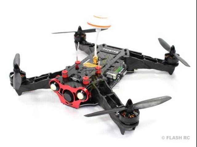 Eachine 250 Racer __  la drone-story suite Captur10
