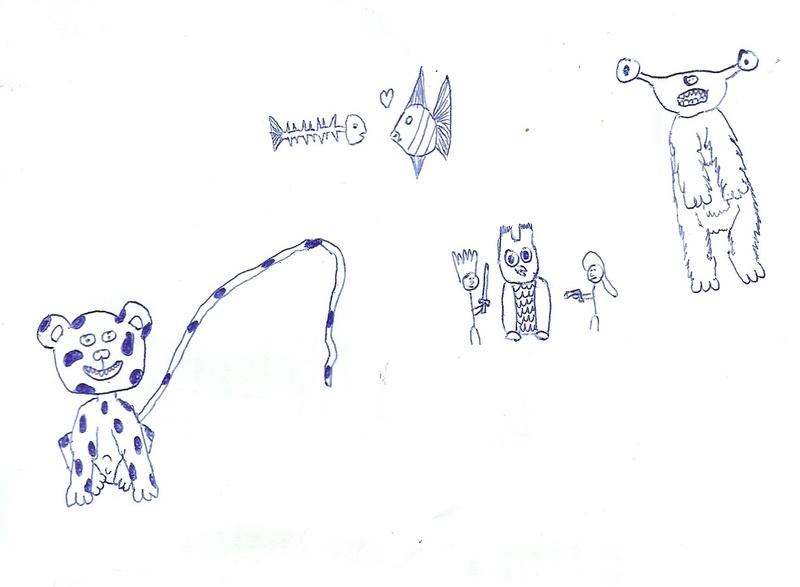 Une feuille et un crayon - Page 2 Dessin11