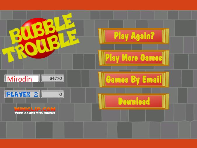 Concours sur un jeu en flash : Bubble Trouble Sans_t13
